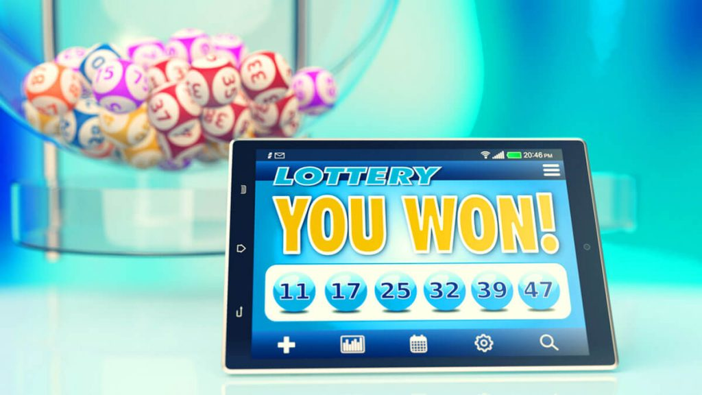 Lottery game betting