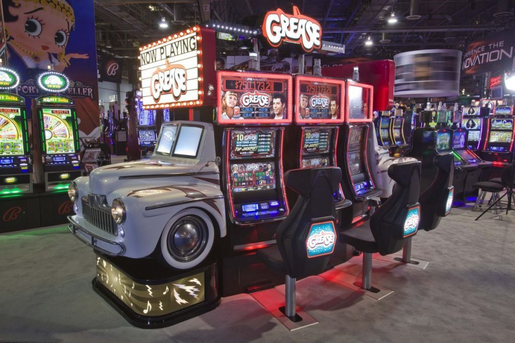 the munsters slot machine online